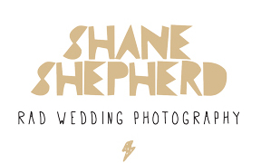 Shane Shepherd | Rad Wedding Photography logo
