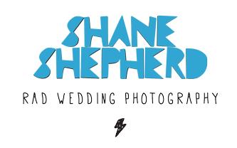 Shane Shepherd   Rad Wedding Photography logo